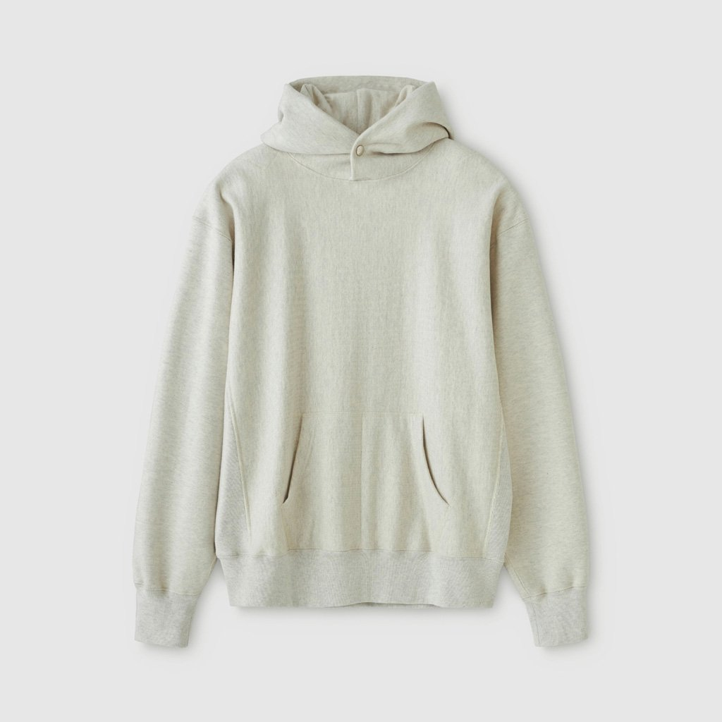 PHIGVEL MAKERS & Co.|ATHLETIC HOODED SWEAT #OATMEAL [PMAK-CL02 ]