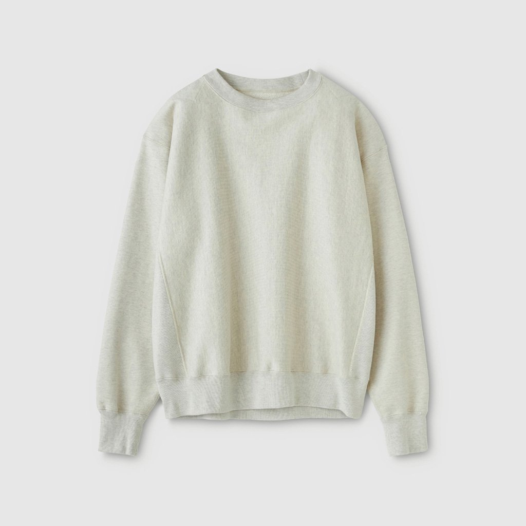 PHIGVEL MAKERS & Co.|ATHLETIC SWEAT #OATMEAL [PMAK-CL01 ]