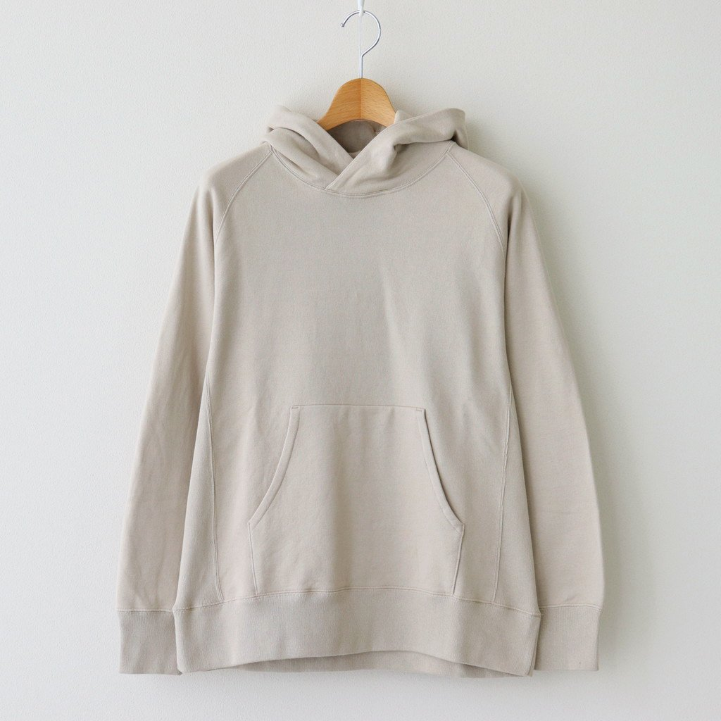 CURLY|BRIGHT PO PARKA #TAUPE [211-33121UR]