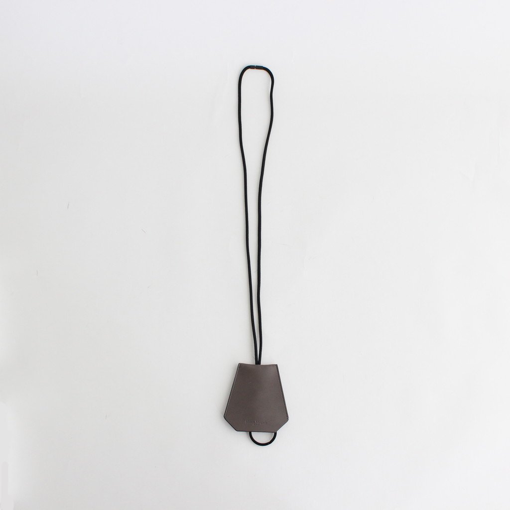 Maison Margiela |HANG KEY CASE #DARK GREY [S55UA0025]