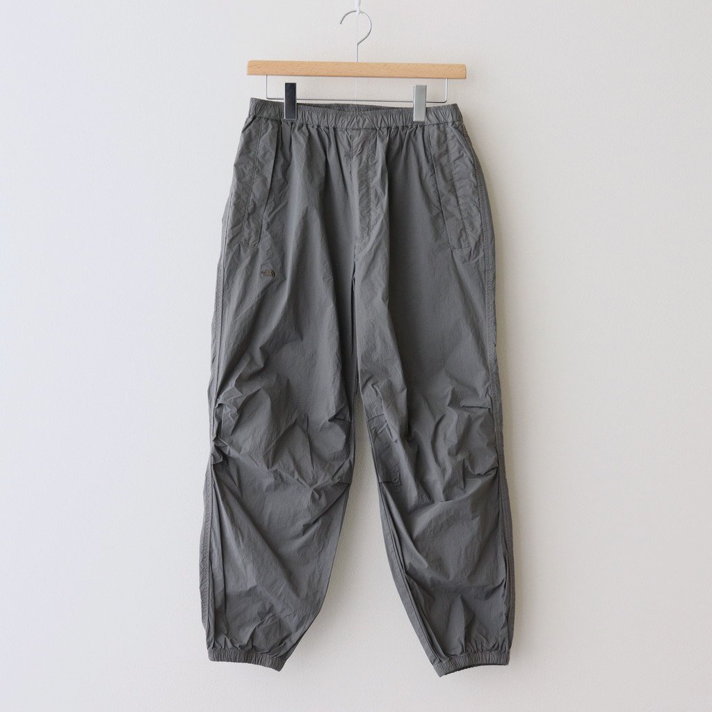 THE NORTH FACE PURPLE LABEL|GARMENT DYE MOUNTAIN WIND PANTS #ASPHALT GRAY [NP5101N]
