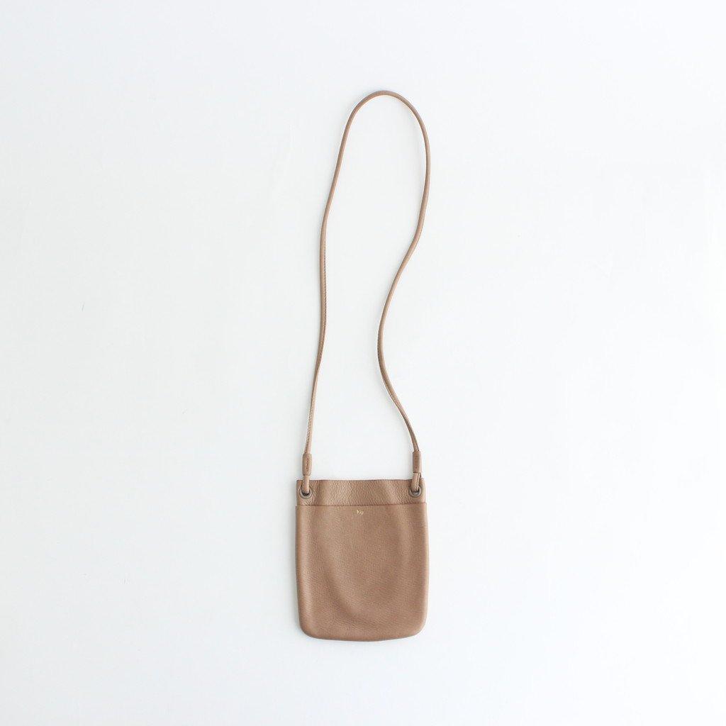 KIJI|TAMOTO BAG SMALL #BEIGE [BBZ2099912A0002]