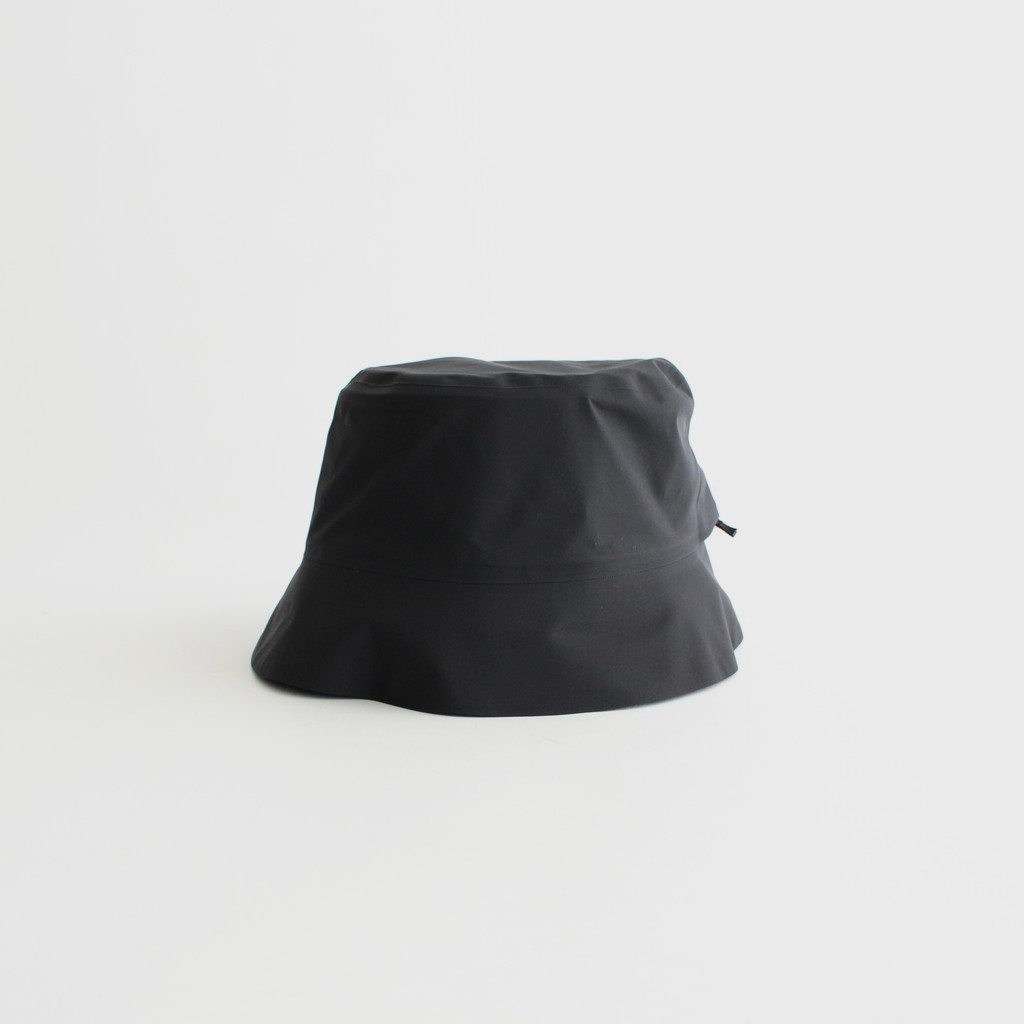 VEILANCE|BUCKET HAT #BLACK [L07507700]