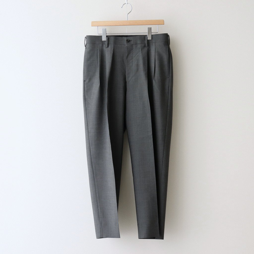 marka|2TUCK COCOON FIT #GRAY [M21A-06PT03C]