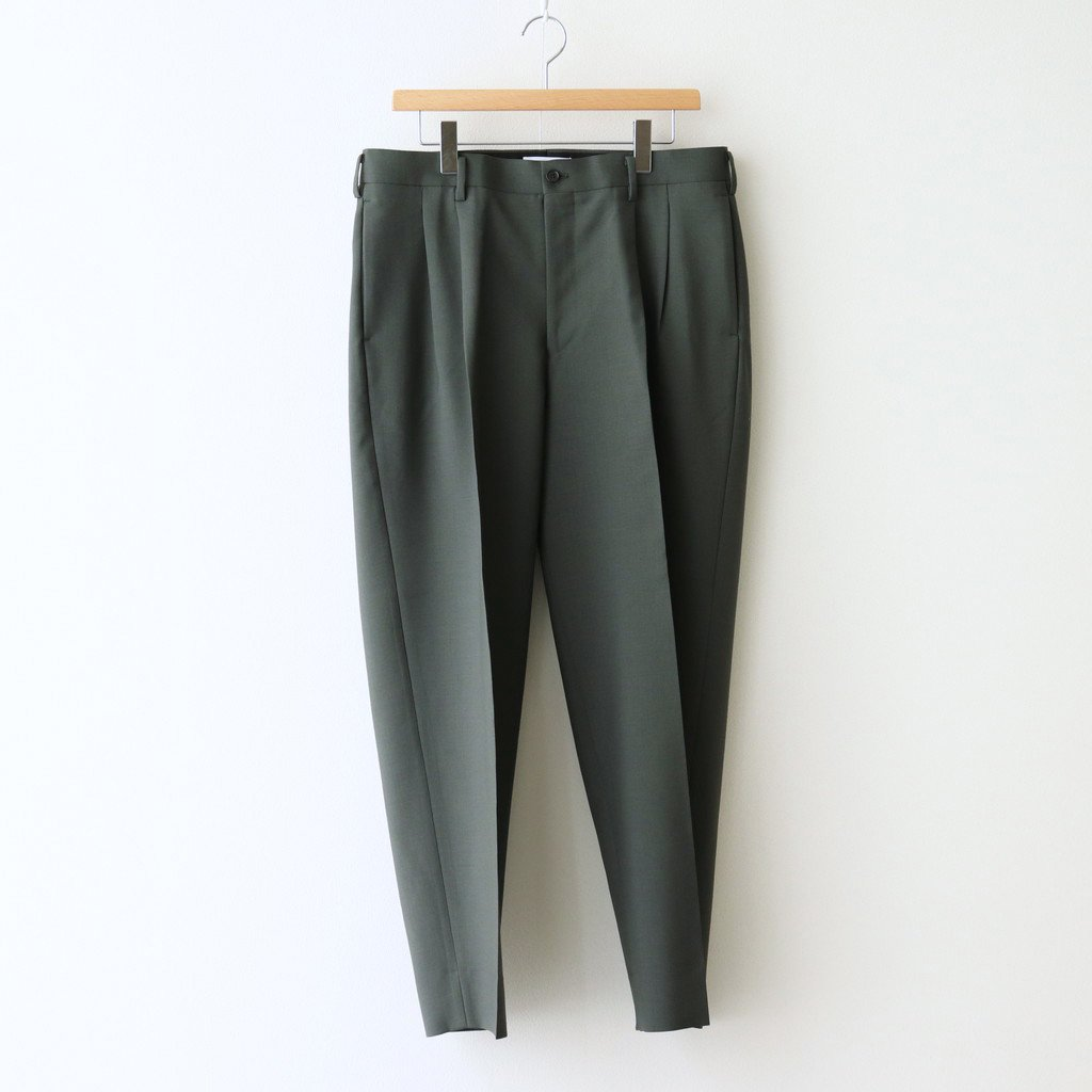 marka|2TUCK COCOON FIT #GREEN [M21A-06PT03C]