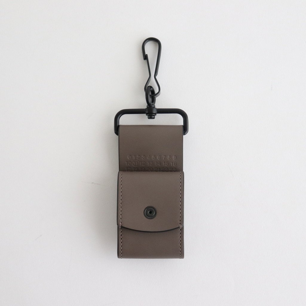 Maison Margiela|LEATHER EARPHONE HOLDER #CUOIO [S35VT0079]