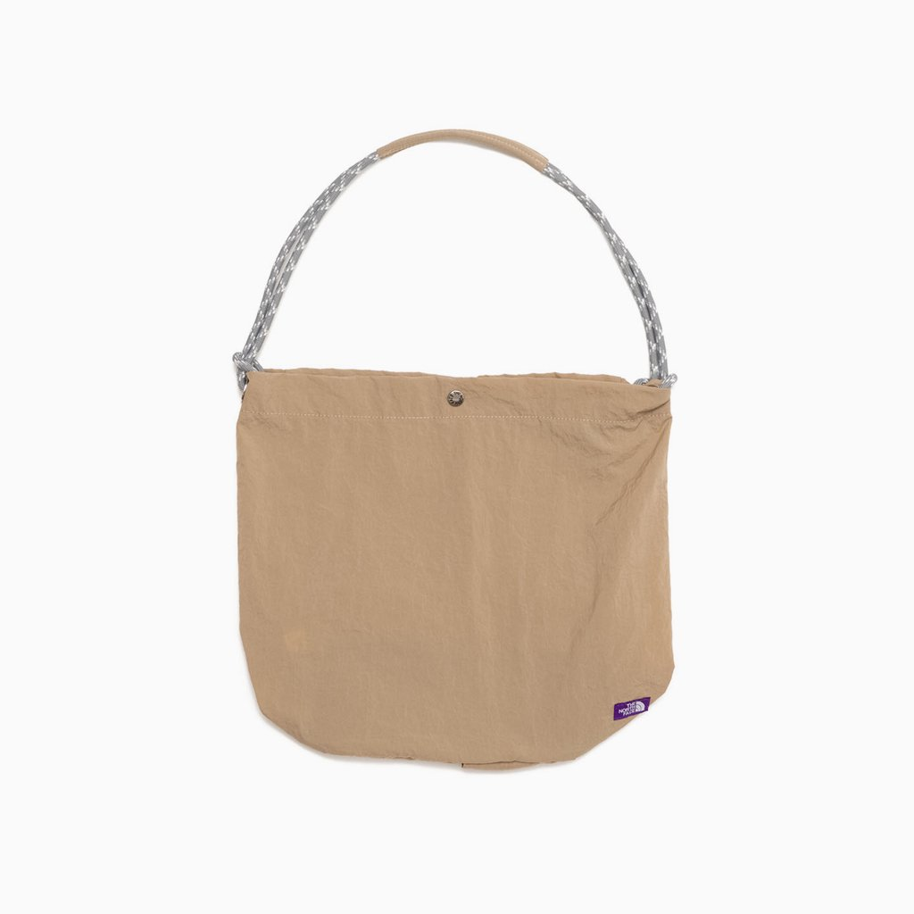 THE NORTH FACE PURPLE LABEL|LOUNGE REUSABLE BAG #BEIGE [NN7106N]