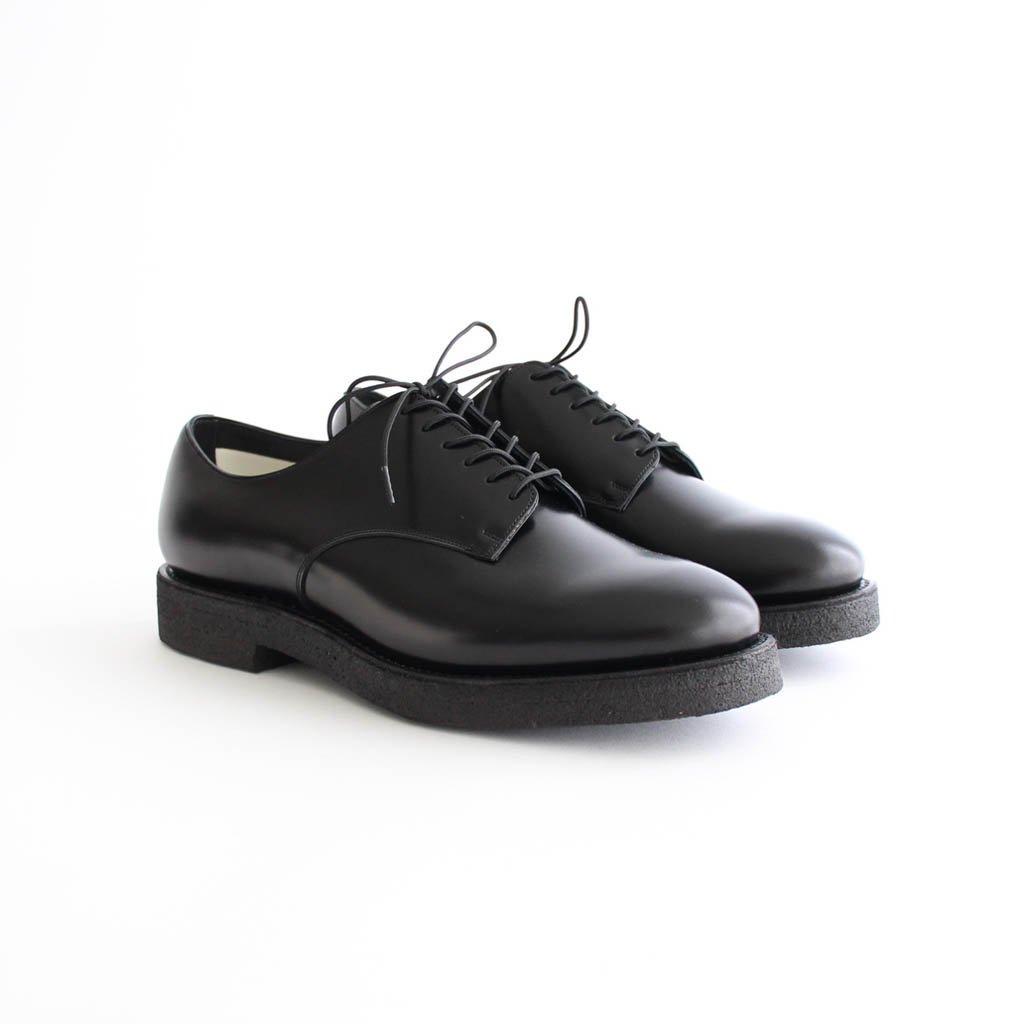 foot the coacher|MOLTON BLUCHER (CREPE SOLE) #BLACK [FTC2034005]