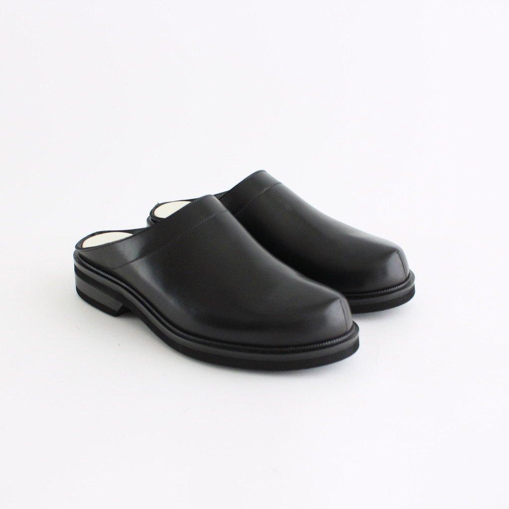 foot the coacher|MINIMAL CLOG #BLACK [FTC2012008]