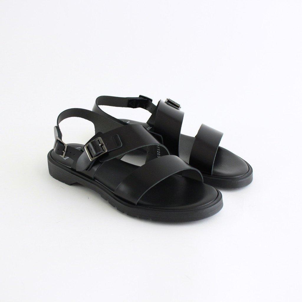 foot the coacher|SS BELT SANDALS #BLACK [FTC1712003]
