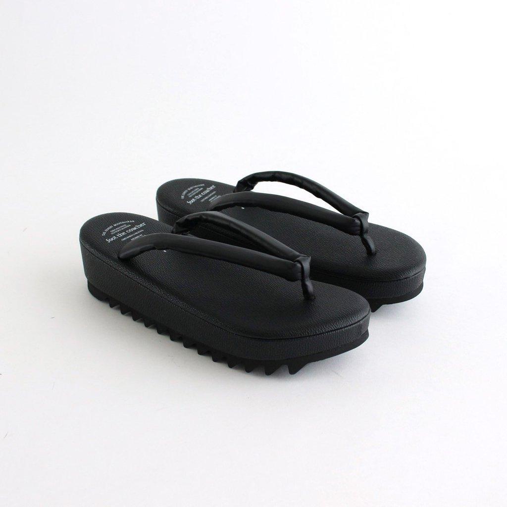 foot the coacher|SETTA #BLACK [FTC2112014]