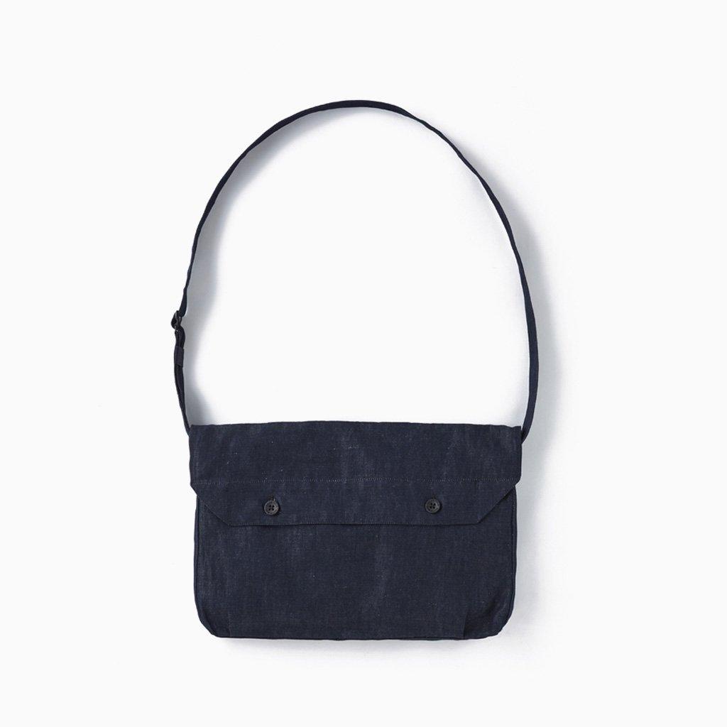 OLD JOE BRAND|BREAD BAG #INDIGO LINEN [211OJ-AC05]