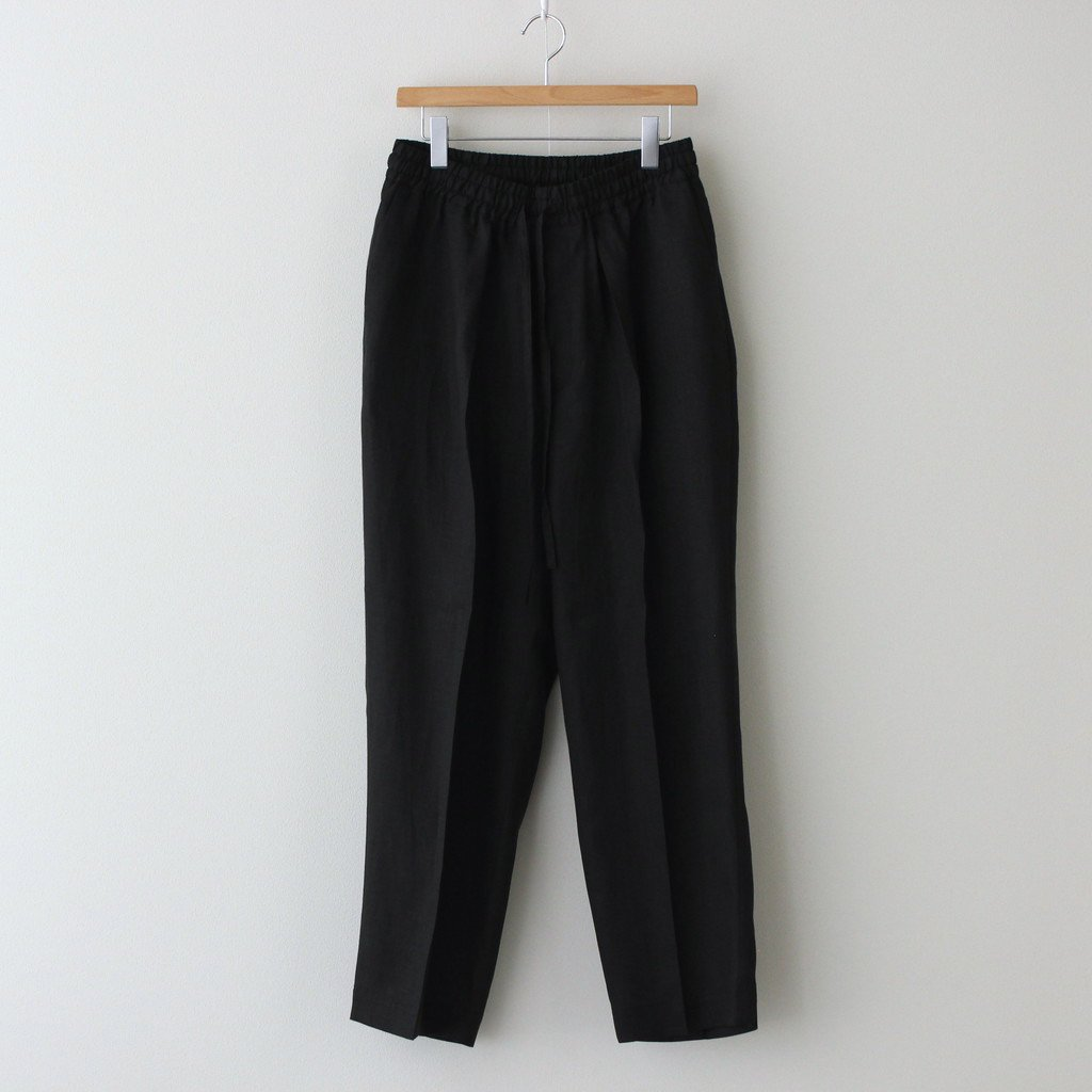 MARKAWARE|NEW CLASSIC FIT EASY TROUSERS #BLACK [A21B-05PT01C]