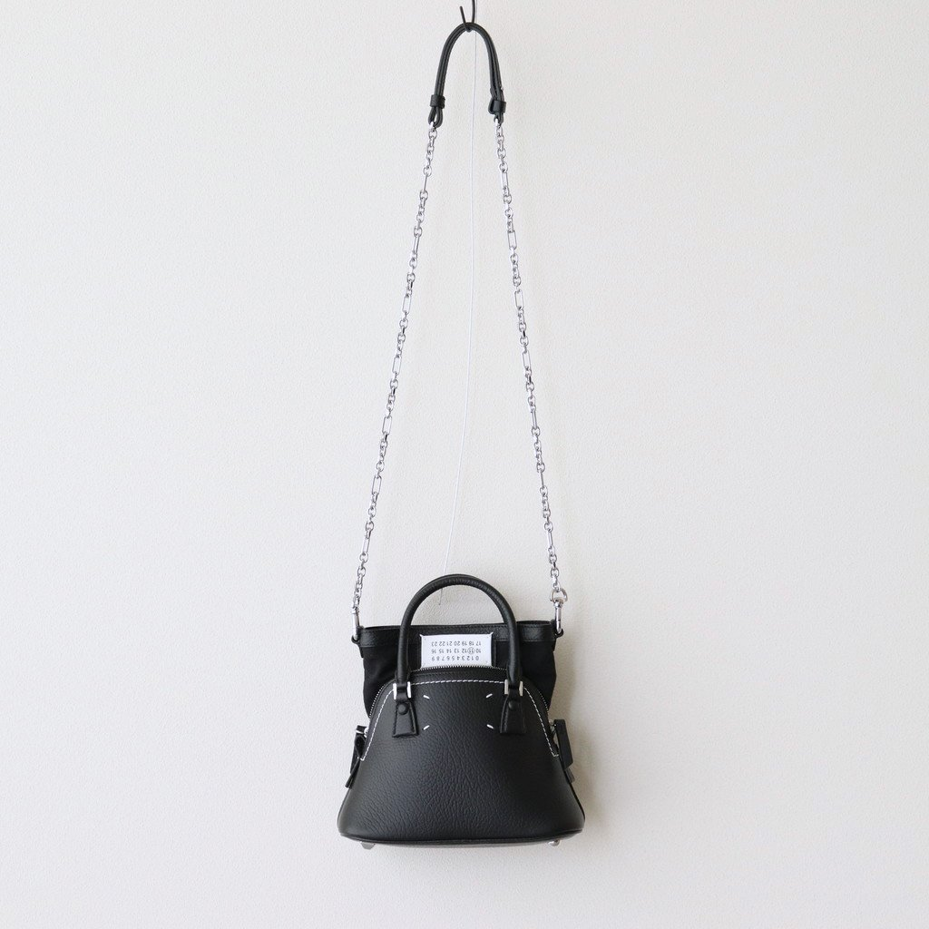 Maison Margiela 5AC MICRO #BLACK [S56WG0081]