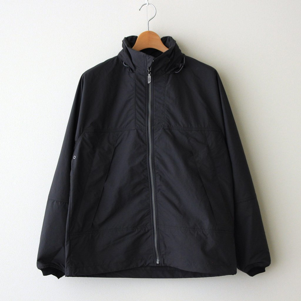 THE NORTH FACE PURPLE LABEL|MOUNTAIN WIND JACKET #DIM GRAY [NP2150N]