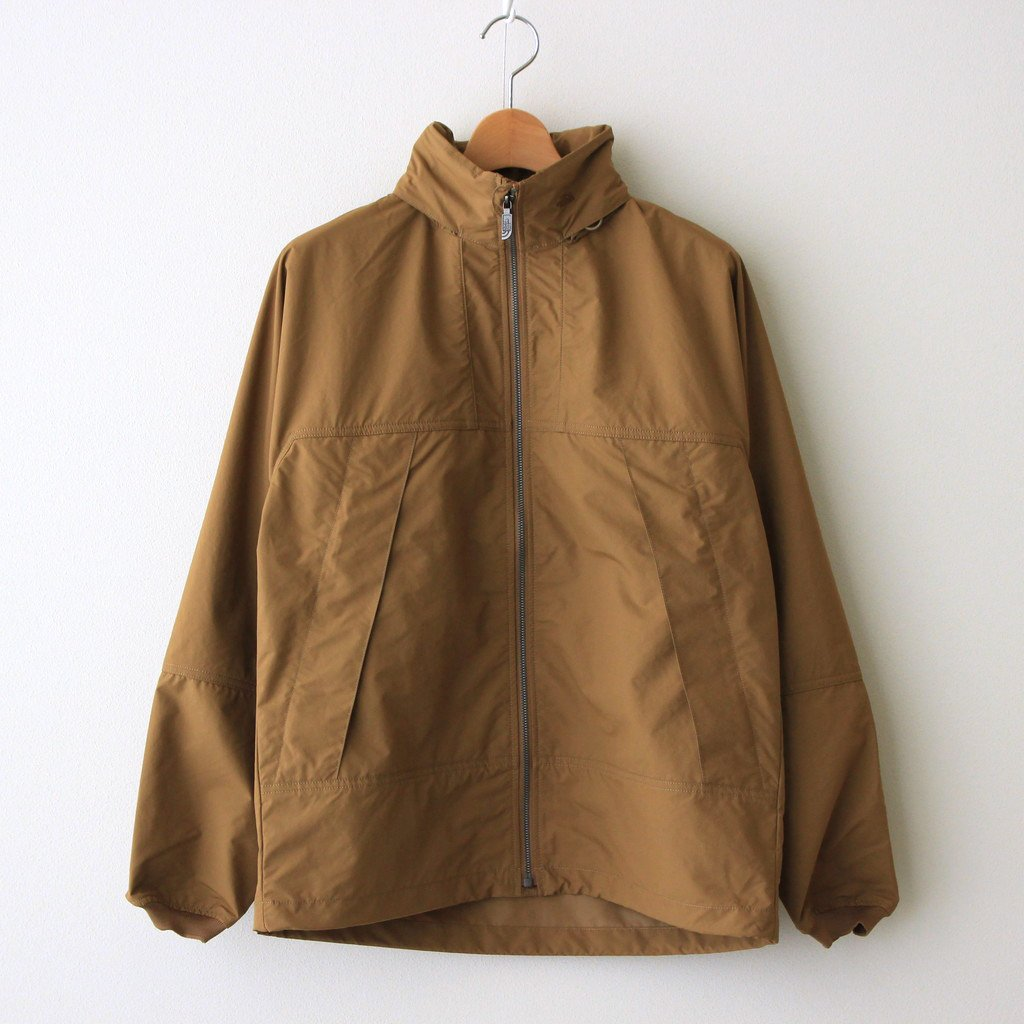 THE NORTH FACE PURPLE LABEL MOUNTAIN WIND JACKET #COYOTE [NP2150N]