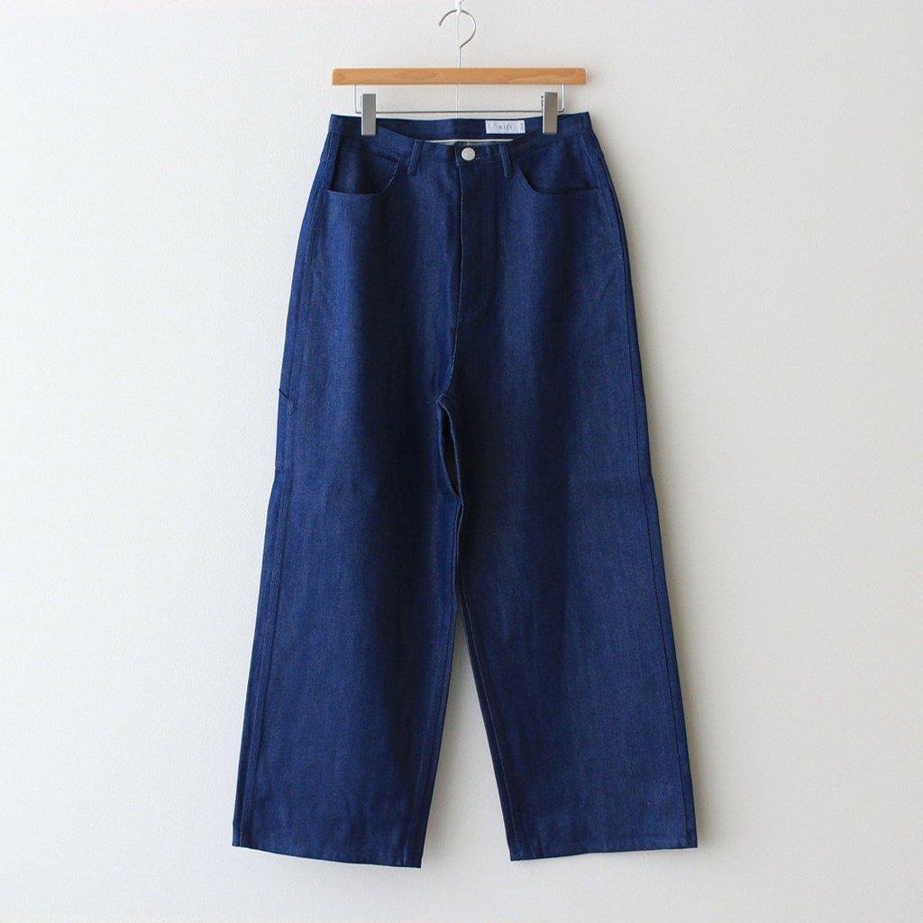 KIJI SHIMA #L.BLUE [20SS-KIJI-PT03]