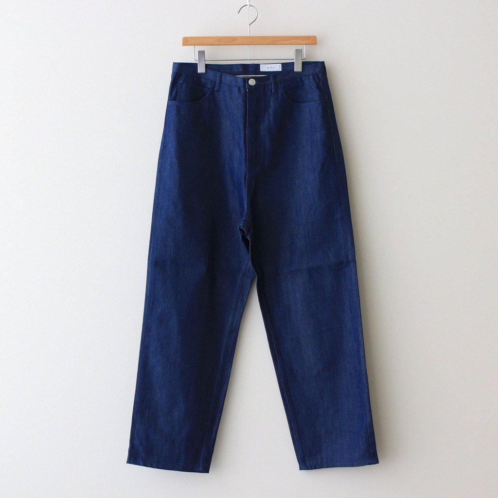 KIJI|SHU #L.BLUE [21SS-KIJI-PT02]