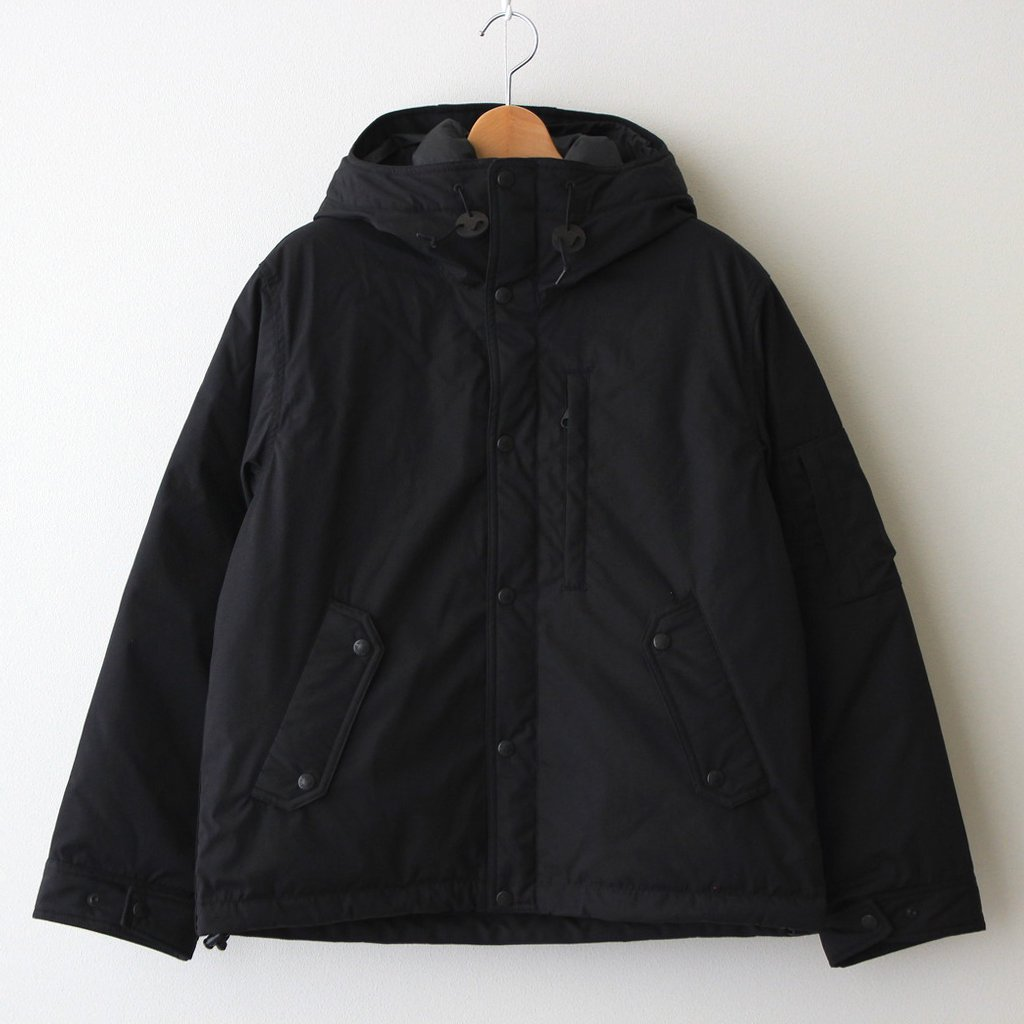 THE NORTH FACE PURPLE LABEL 65/35 MOUNTAIN SHORT DOWN PARKA #BLACK [ND2068N]
