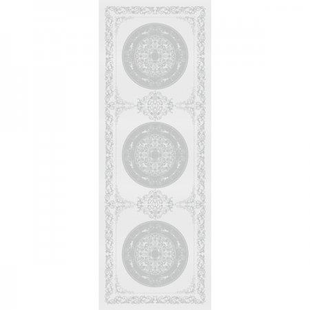 【撥水GS】テーブルランナー コンテス ブラン ホワイト