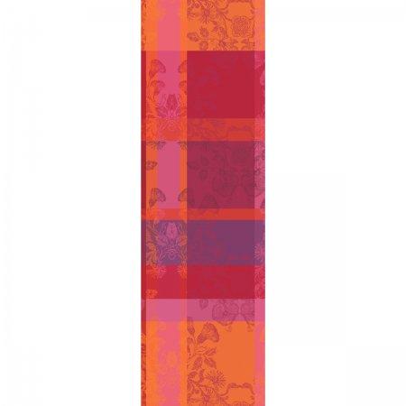 【撥水コート】テーブルランナー ミルフィオリ フヤージュ