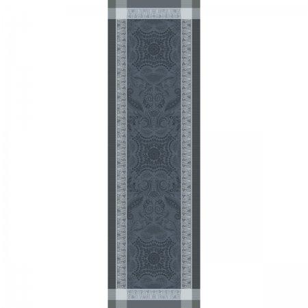 【撥水GS】テーブルランナー ペルシナ ブラック