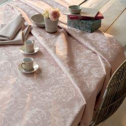 テーブルクロス ミルシャルム ピンク