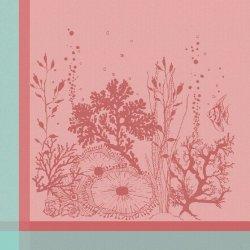 ナプキン コーラル ピンク(4枚セット)