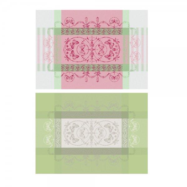 【撥水GS】ランチョンマット ウジェニ キャンディ&アマンド (2枚セット)