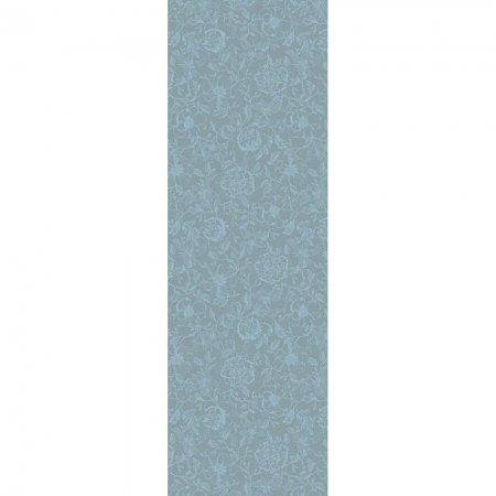 テーブルランナー ミルシャルム ルイ16世ブルー
