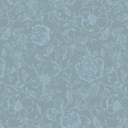 ナプキン ミルシャルム ルイ16世ブルー(4枚セット)