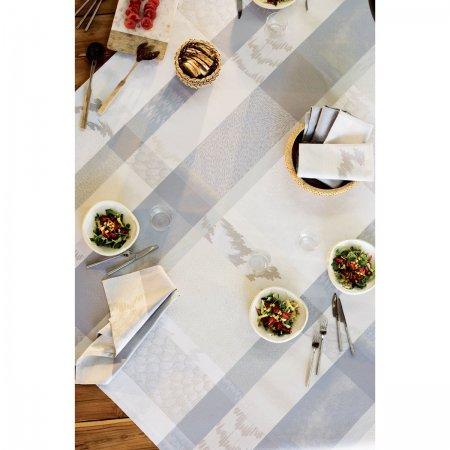 テーブルクロス(撥水なし) ミルマティエール ライトグレー