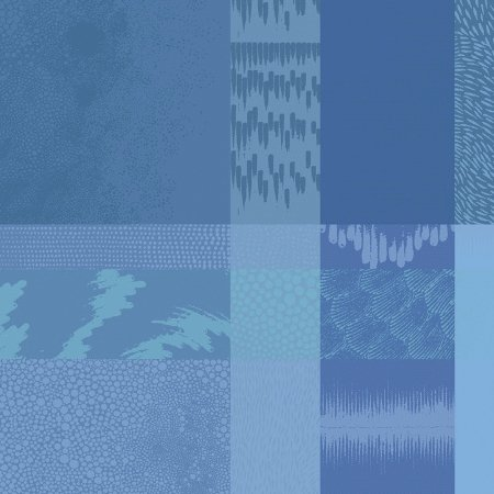 ナプキン ミルマティエール  ブルー(4枚セット)