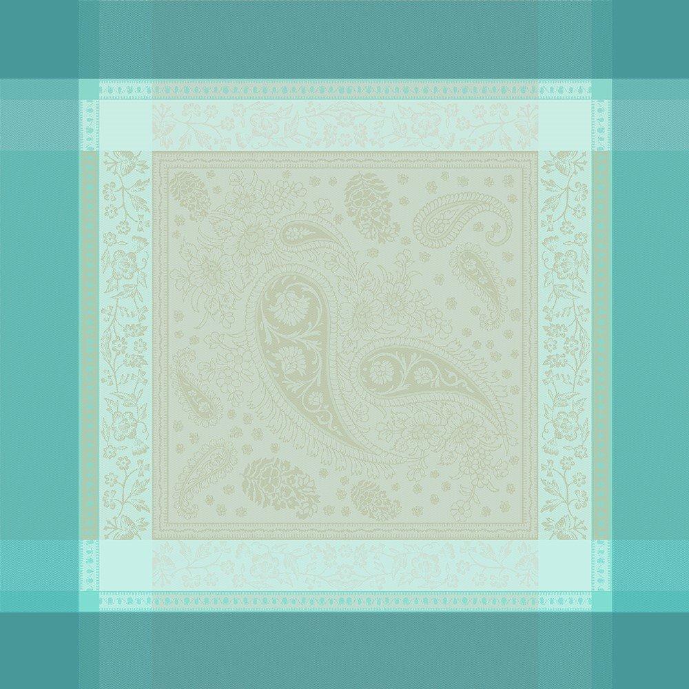 ガルニエティエボー ナプキン ポンディシェリ ラグーン (4枚セット)