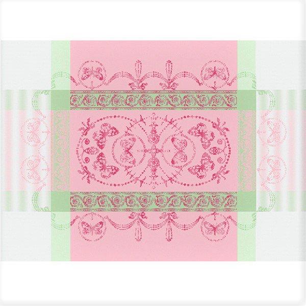 【撥水GS】ランチョンマット ウジェニ キャンディ (2枚セット)