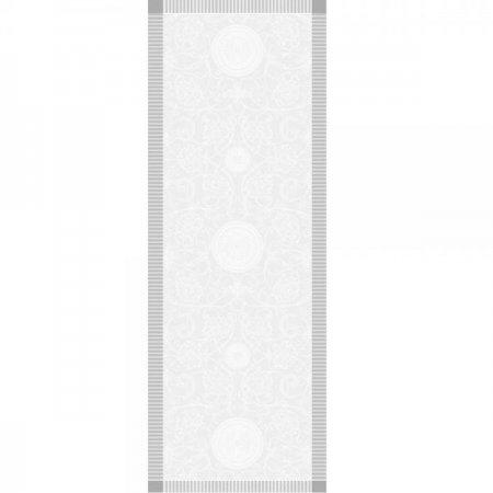 【撥水GS】テーブルランナー アポリーヌ ホワイト