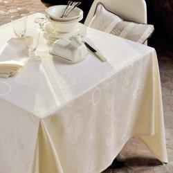 テーブルクロス ミルエクラ ホワイトチョコレート