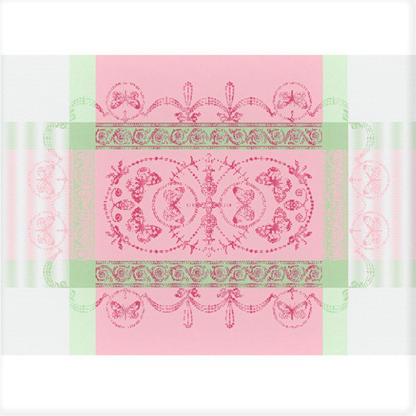 【撥水GS】ランチョンマット ウジェニ キャンディ (4枚セット)