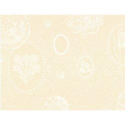 【撥水コート】ランチョンマット ミルエクラ ホワイトチョコレート(4枚セット)