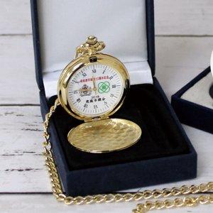 【オリジナル文字盤】懐中時計(ふた付き)