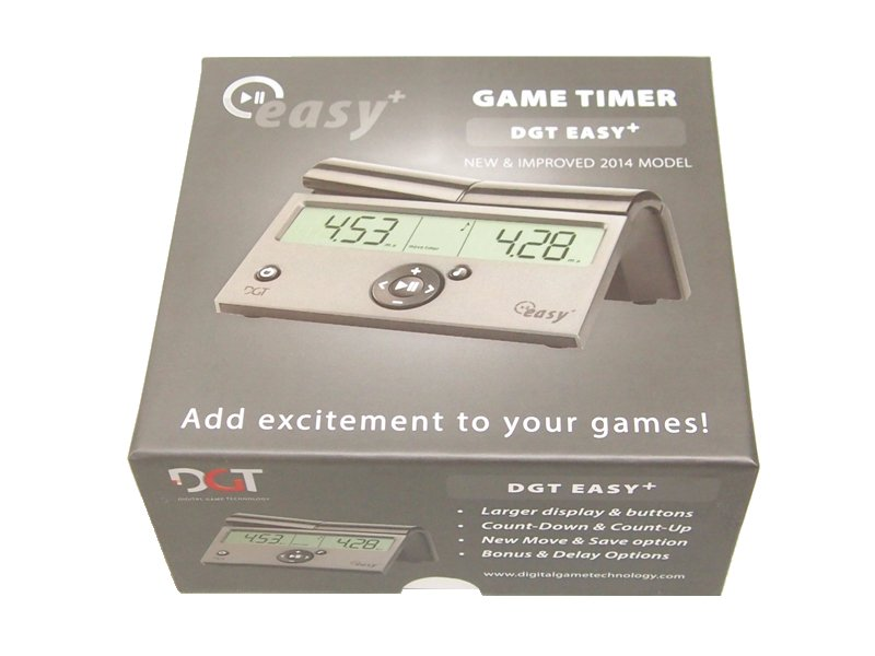 DGT Easy+ Digital Clock