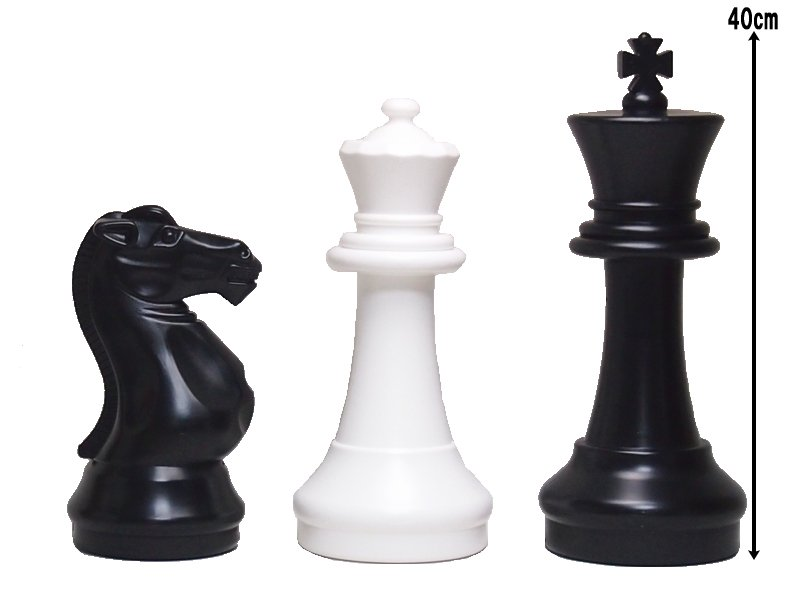 Giant Chess Piece - チェスの通...