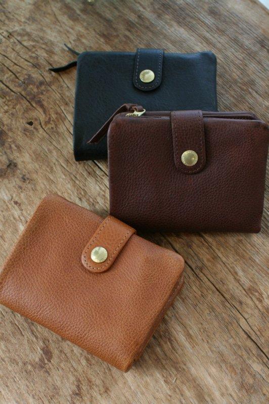 CINQ サンク  レザー2つ折り財布