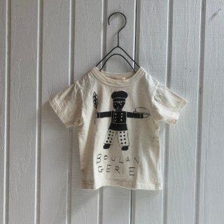 nini  小麦ぼうやTシャツ オフ02