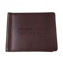 <img class='new_mark_img1' src='//img.shop-pro.jp/img/new/icons50.gif' style='border:none;display:inline;margin:0px;padding:0px;width:auto;' />IMART x SKULSS YLLS LEATHER WALLET BROWN