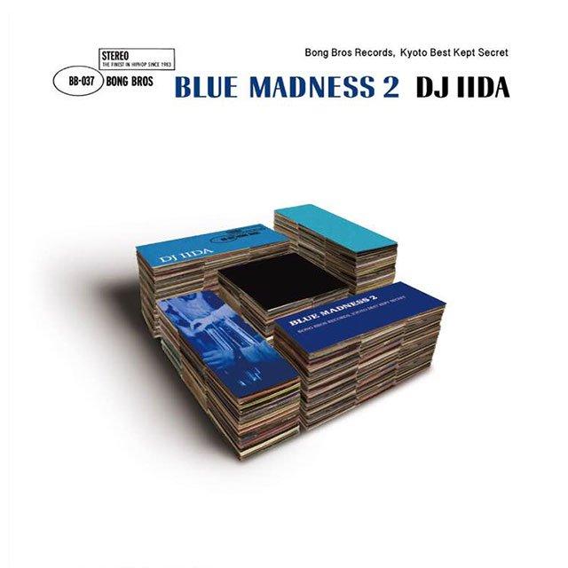 BLUE MADNESS2 MIXED BY DJ IIDA