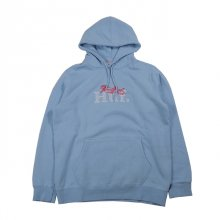 <img class='new_mark_img1' src='//img.shop-pro.jp/img/new/icons1.gif' style='border:none;display:inline;margin:0px;padding:0px;width:auto;' />HUF X PP OVERDYED HOODIE LIGHT BLUE