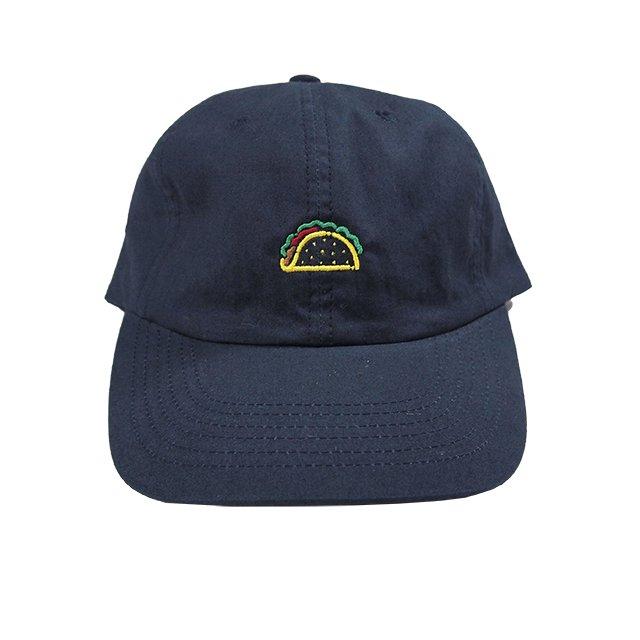 """RUTSUBO """" TACOS CAP """" NAVY"""