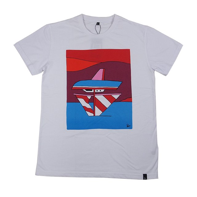 """by Parra """" WRONG SAIL TEE """"..."""