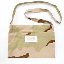<img class='new_mark_img1' src='//img.shop-pro.jp/img/new/icons50.gif' style='border:none;display:inline;margin:0px;padding:0px;width:auto;' />NEW JACK BOOGIE US 3C DESERT CAMO MUSETTE